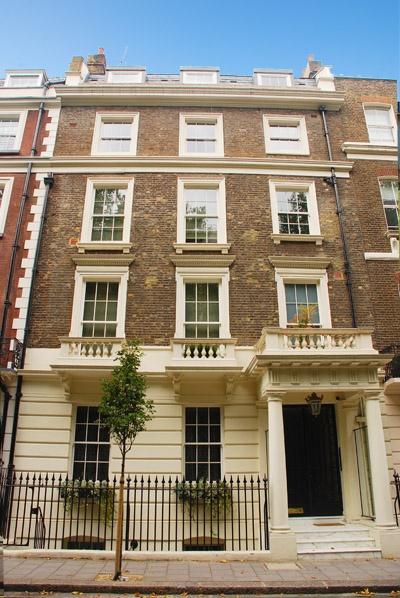 4_upper_brook_street  London TownhouseLondon HouseBritish  ArchitectureGeorgian ...
