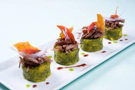 17 best images about decoraci n de platos gourmet on for Decoracion de platos gourmet pdf