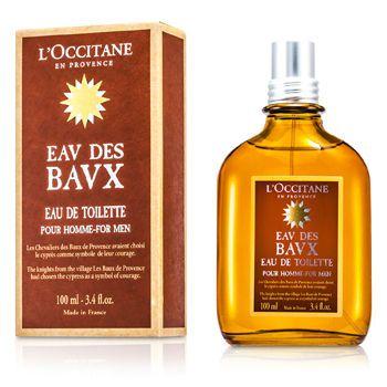 L'Occitane Eau Des Baux For Men Eau De Toilette Spray 100ml/3.4oz - http://aromata24.gr/loccitane-eau-des-baux-for-men-eau-de-toilette-spray-100ml3-4oz/