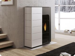 8 best Palazzetti Mobile Controlled Wood Pellet Stoves images on ...