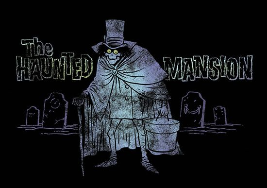 Make Room for One More Haunted Mansion Shirt Coming to the Disney Parks Online Store