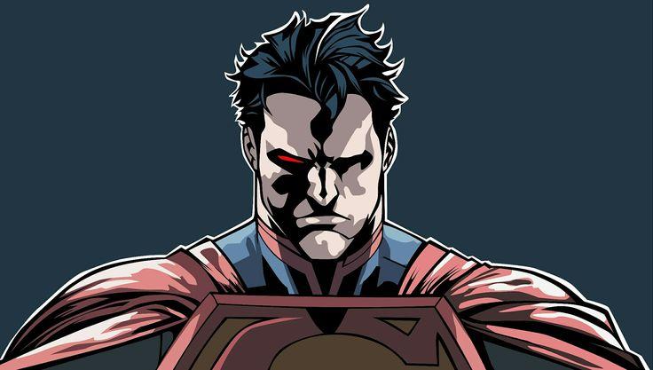 Superman Injustice Comic