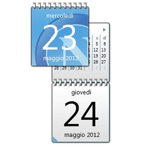 Gadget Calendario Ssc Napoli Sidebar Windows