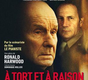 Michel Bouquet revient au théâtre dans A Tort Et A Raison