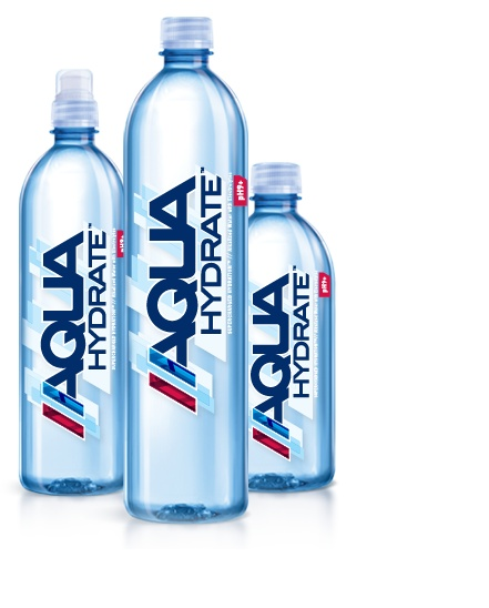 Aqua Hydrate electrolytes minus the acid and artificial flavoring like gatorade. Pure goodness.