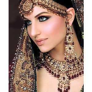 Pakistani Fashion Jewelry