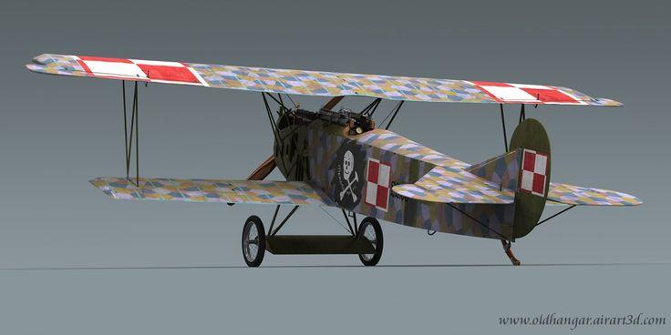 Stary Hangar - Vintage Samoloty Marek Ryś