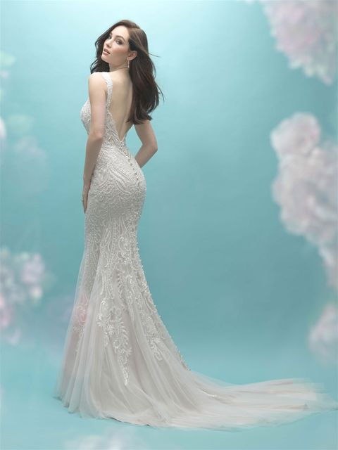 Bridal Gown Available at Ella Park Bridal | Newburgh, IN | 812.853.1800 | Allure Bridals - Style 9463