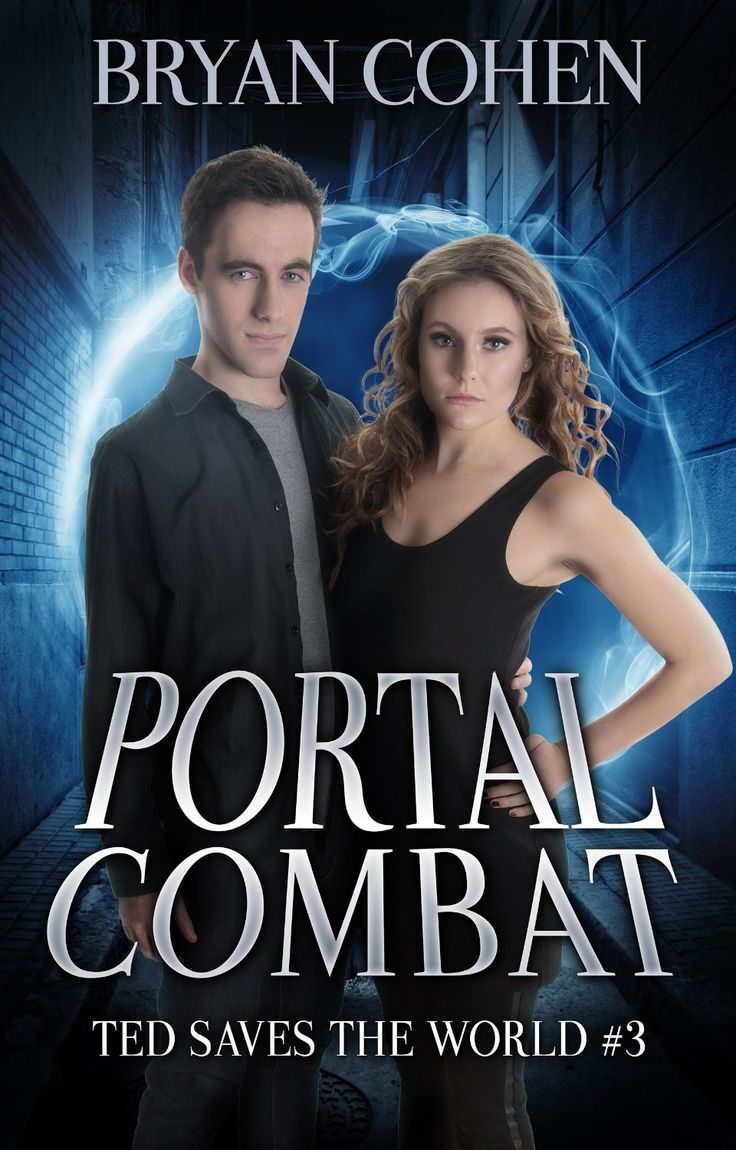 Amazon: Portalbat (ted Saves The World Series Book 3) Ebook
