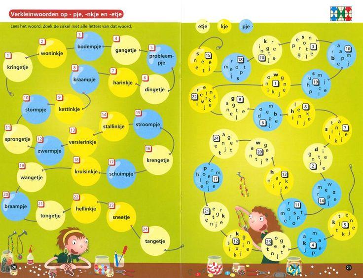 Maxi Loco boekje - Spelling deel 3 (8-10 jaar) Noordhoff - mini loco - educatief op Spelmagazijn