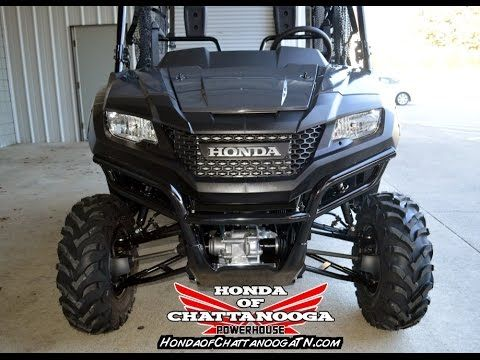 2015 Pioneer 700 4 Silver / Start Up Video / Specs / Honda of Chattanooga. TN / GA / AL area UTV SXS Side by Side dealer.  Check out our Pioneer 700-4 prices at Honda of Chattanooga www.HondaofChattanoogaTN.com   Discount Honda ATV / Motorcycle / PowerSports / Scooter / Dirt Bike prices since 1962!