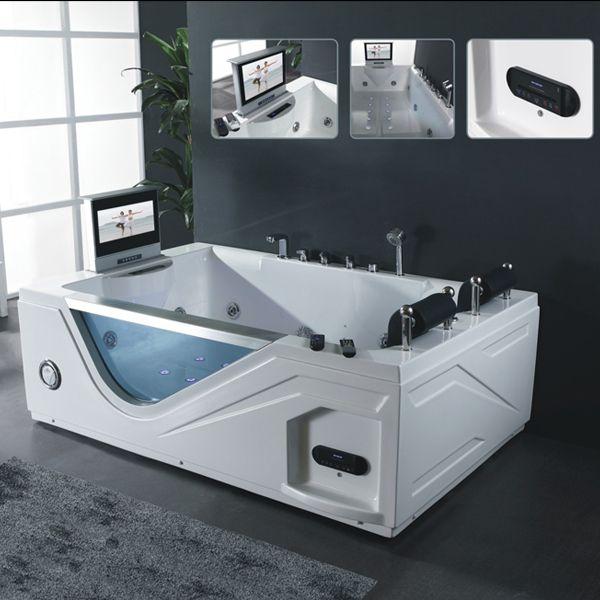 Colorful Double Spa Bath Mold - Bathtub Ideas - dilata.info
