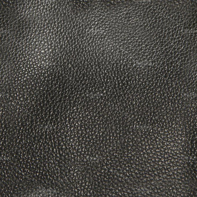 Seamless Black Leather texture by Floor on @creativemarket