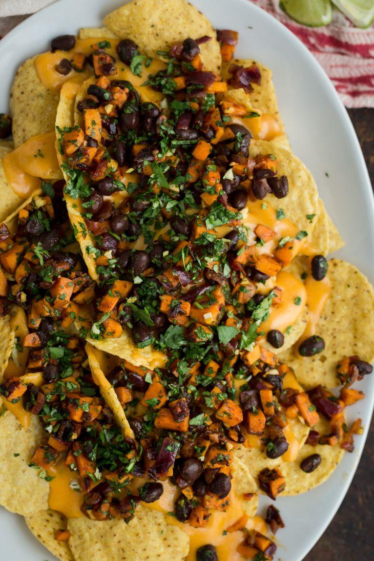 25+ bästa Vegetarian nachos idéerna på Pinterest | Sallat