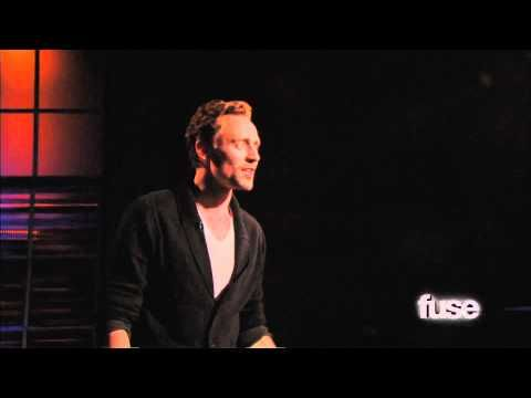 Tom Hiddleston Performs 'Henry V' Monologue. Wow. After hearing this, I would follow Henry anywhere.