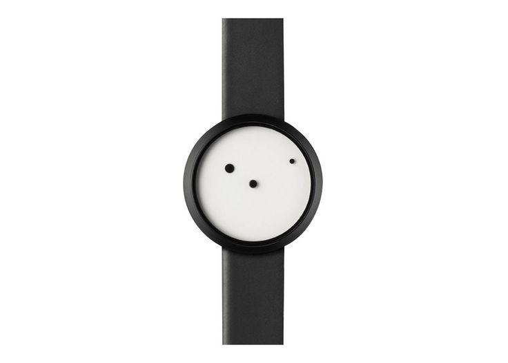 Wristwatch Ora Lattea dial 36 mm - Designer timepieces - NAVA Design! #ValentinesDay