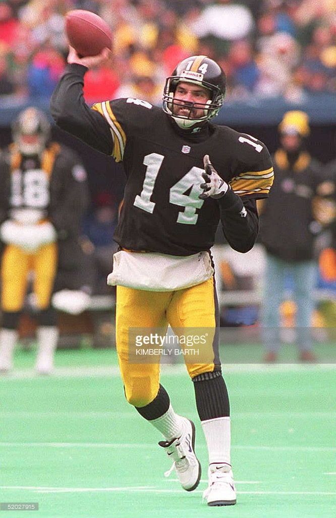 81. Neil O'Donnell (Maryland) Neill was drafted 70th overall in 1990. He played for the Pittsburgh Steelers, New York Jets, Cincinnati Bengals and Tennessee Titans. He was a Pro Bowl selection in 1992 with the Steelers. He won 3 playoff games.