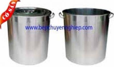 nồi inox công nghiệp, noi inox cong nghiep, nồi inox to, noi  inox to, nồi nấu canh inox, noi nau canh inox, nồi hầm súp, www.bepchuyennghiep.com