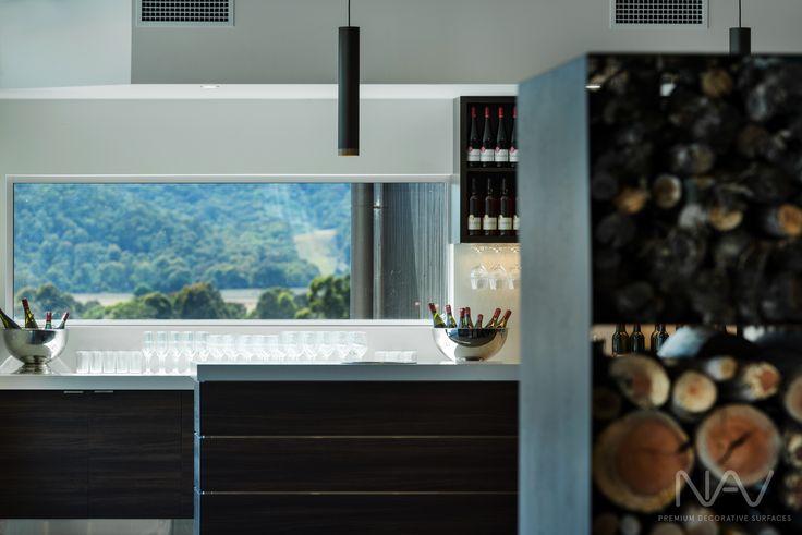 Joinery Detail. Navurban™ Windsor. Designer: M G Design & Building Pty Ltd Photography: Matthew Mallet Photography Builder: Bright Alpine Builders Pty Ltd Joinery: Wilko Cabinets