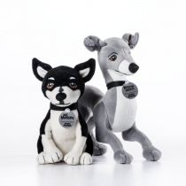 Kermit & Marbles Toys.  Shop | Jenna Marbles    I have them now and they dance upon my lap while I watch TV.  =D Yay!