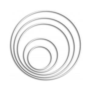 BPV1 - Obręcz z drutu do obrobienia średnica 30 cm
