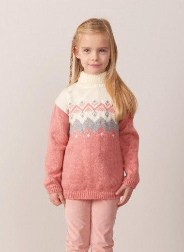 93 best X trui Fair Isle kind images on Pinterest | Knitting ...