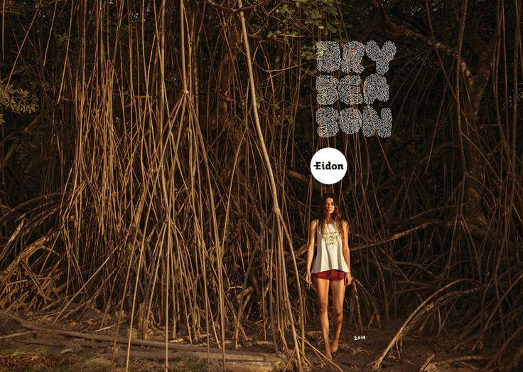 Eidon - Travel Diary - Nicaragua 2014 - Cover