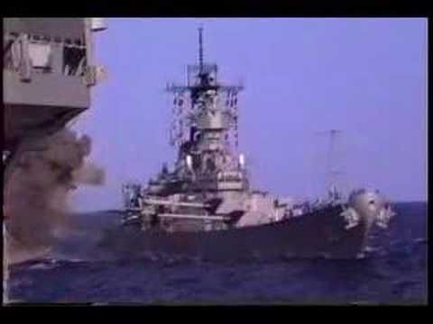 Big Guns - Battleship USS Missouri Shock & Awe [WATCH] - https://www.warhistoryonline.com/whotube-2/big-guns-battleship-uss-missouri-shock-awe.html