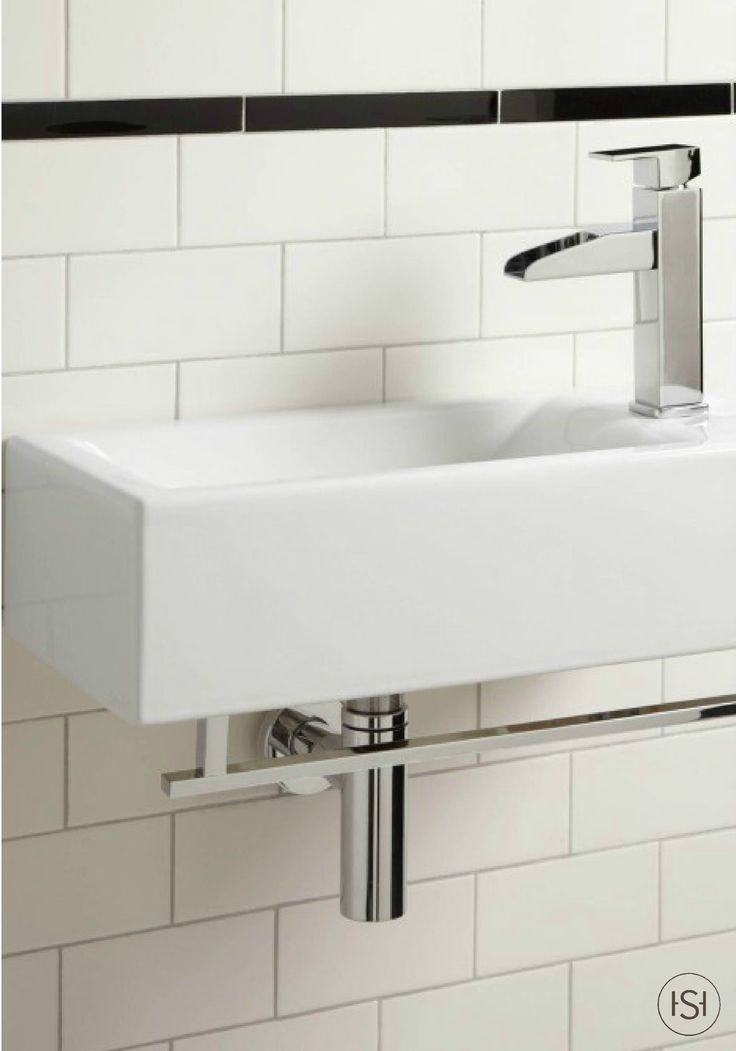 this unusual side faucet will look stunning in your modernstyle bathroom perfect for
