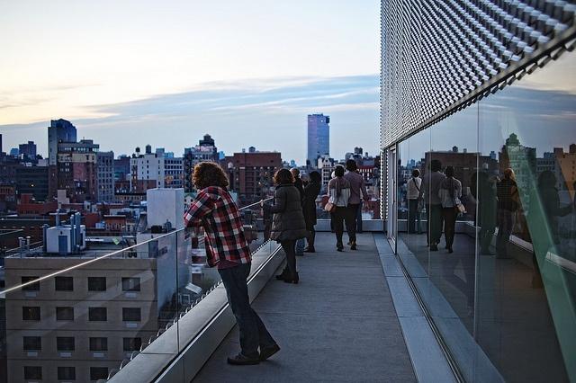 New Museum Rooftop