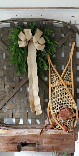 rusty hinge: tobacco basket