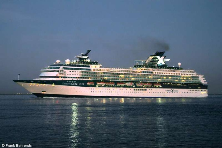 Cruise Ships and Ocean Liners — sailwx.info