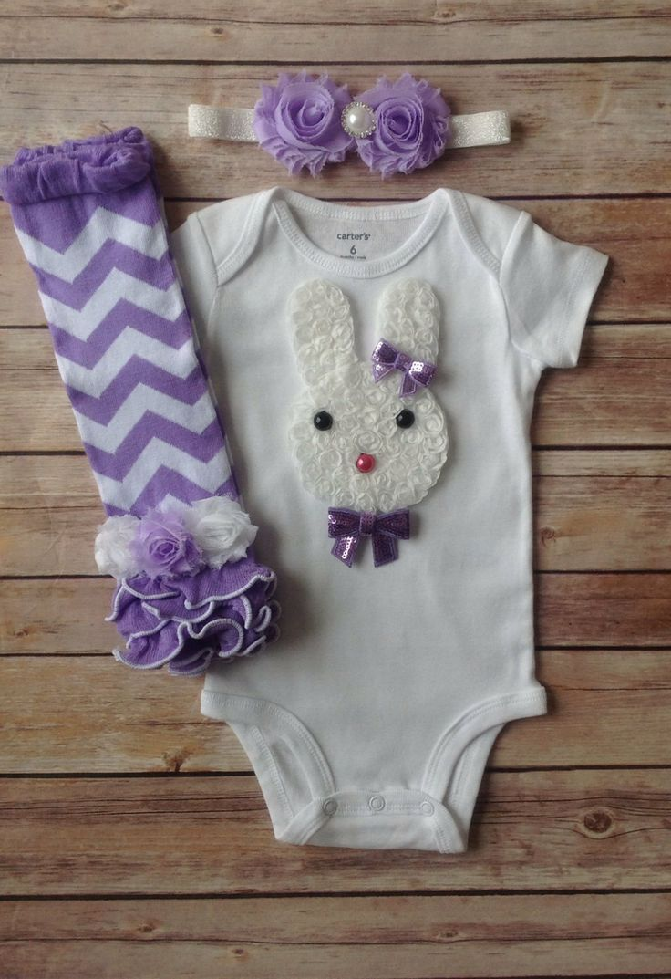 Baby Girl Easter Outfit Easter Photo Prop by AvaMadisonBoutique, $43.00