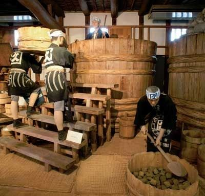 カクキュー八丁味噌の郷(愛知県)
