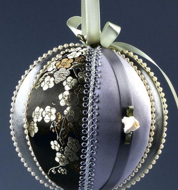 C mo hacer bolas de navidad en patchwork https - Hacer bolas de navidad ...