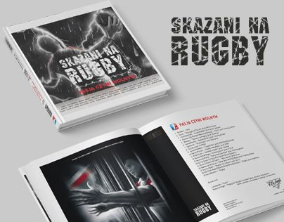 "Check out new work on my @Behance portfolio: ""album Skazani Na Rugby"" http://be.net/gallery/32728717/album-Skazani-Na-Rugby"