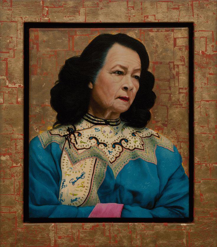 Monika Pon by Marc Alexander
