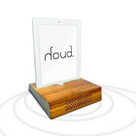 Impressive Wooden Speakers