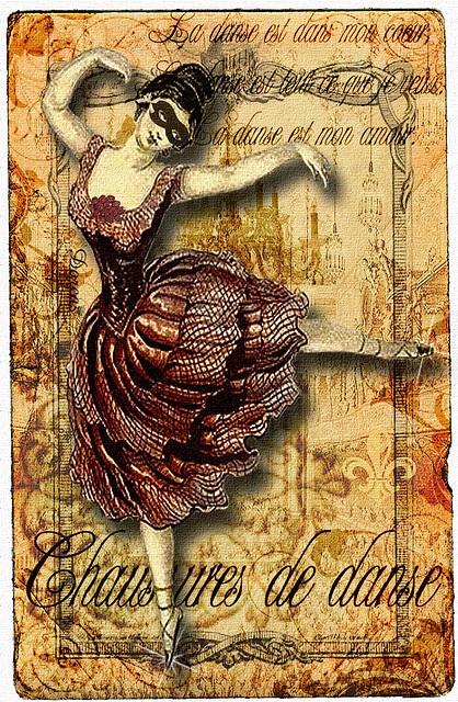 inspirationCollage Sheet, Ephemera Collage