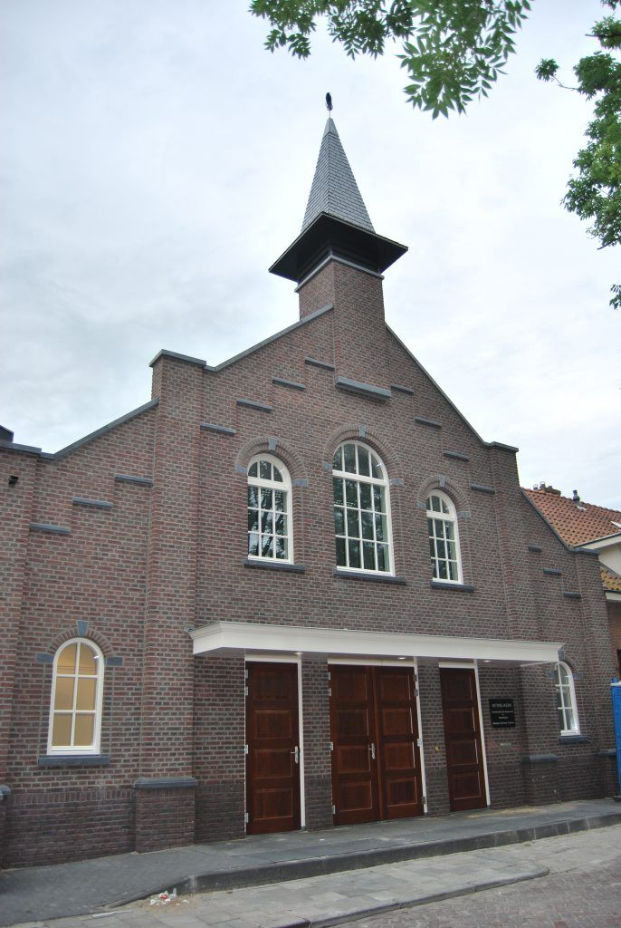 Kerk van de Gereformeerde Gemeente in Nederland (Reformed Congregations in the Netherlands) in #IJsselmuiden.