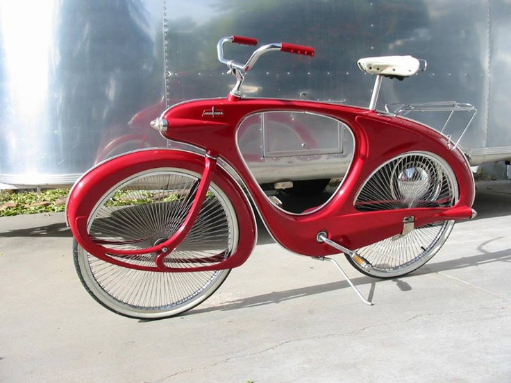 1960 Ben Bowden Spacelander Retro Bicycle Goes For 42 000 On Ebay