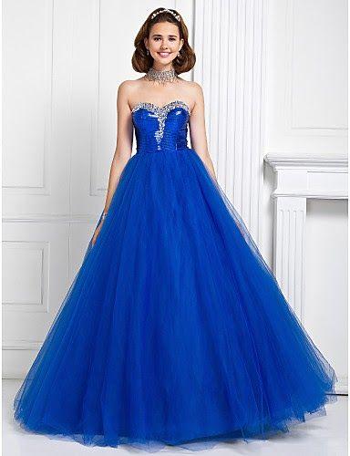 Hermosos vestidos de 15 años | Colección Fiesta