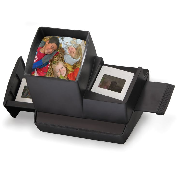 The Classic Desktop Slide Viewer