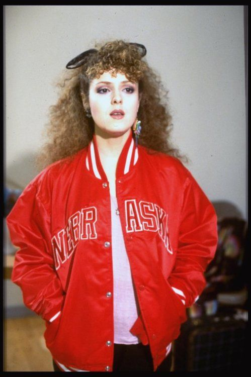 so-discreetly-sympathetic:Bernadette Peters for Song and Dance,...