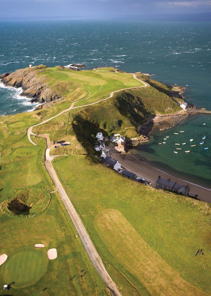 Nefyn is located in the far North-West of Wales