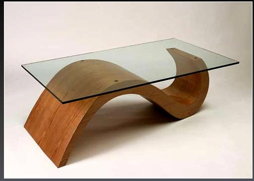 Charmant French Curve Coffee Table Was One Of Ericu0027s Best Selling Tables.