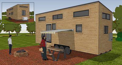 Tiny Homes   Eco Cabins