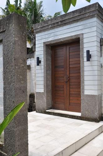 Main Entrance - Traditional Balinese