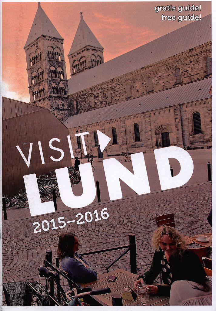 https://flic.kr/p/Gy3GME | Visit Lund 2015-2016; Skåne, Sweden