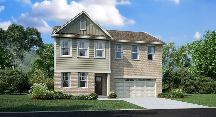 #FeaturedHome - The Brunswick plan features 4 bedrooms, 2 and a 1/2 baths, and a spacious loft that can be turned into a bonus room! Estimated to be available in October, this home will be ready to move into soon. Come visit our Welcome Home Center at Brighton Park of Murfreesboro for a tour today!